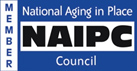 National Aging in Place Council, Logo